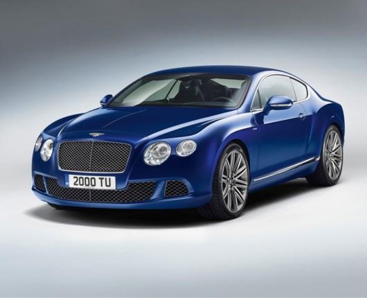Hurtigste Bentley til dato!