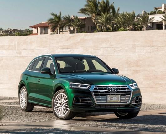 Endelig danske priser på den nye Audi Q5