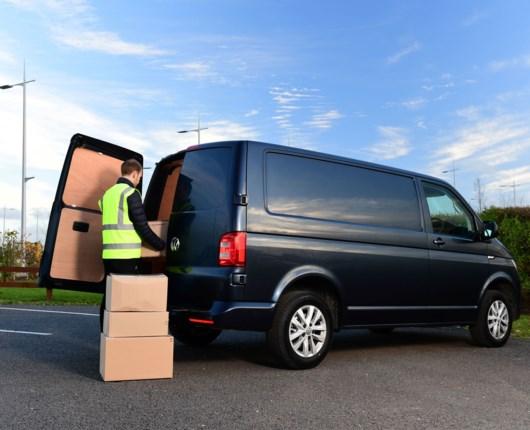 Tre gange så stor risiko - varebilschauffører glemmer den ekstra bremselængde