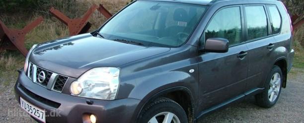 Nissan X-trail 2,0 dCI LE