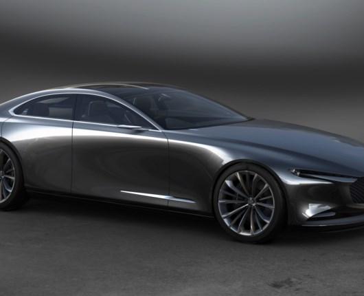 Smukke konceptbiler fra Mazda