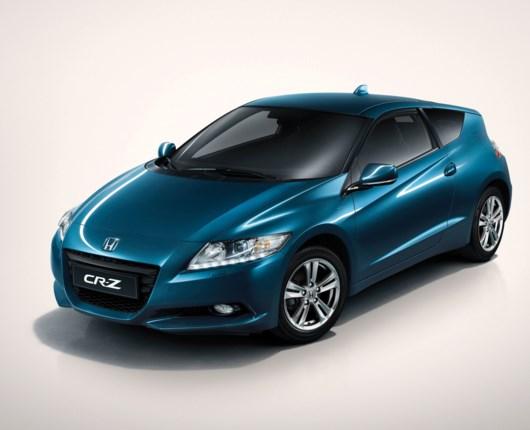Ny Honda CR-Z vises i Detroit