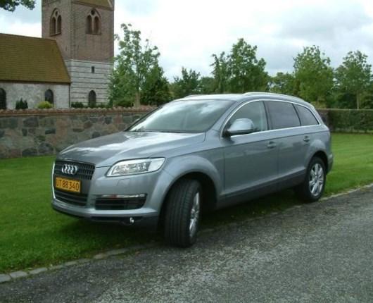 Audi Q7 3.0 TDI aut.