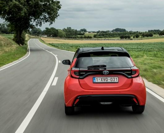 Hurra – Toyota Yaris er blevet sporty