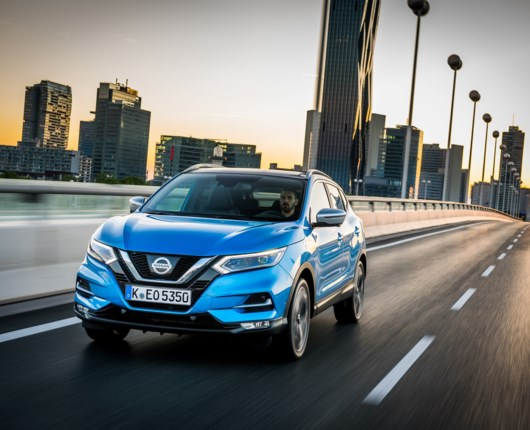 Opdateret Nissan Qashqai netop introduceret