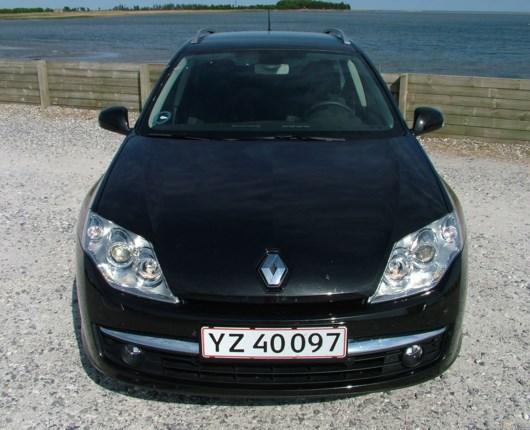 Renault Laguna - dobbelttest