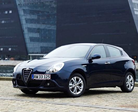 Ny dieselmotor til Giulietta