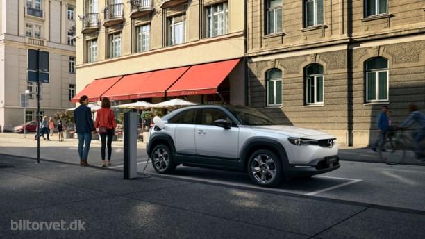 Mazda goes electric – her er elbilen MX-30