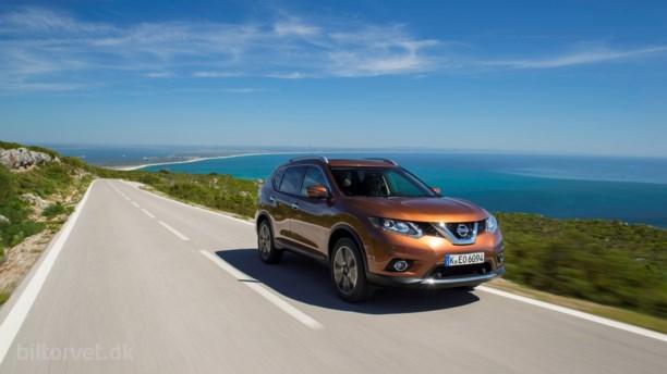 Stærk pris på ny Nissan X-Trail