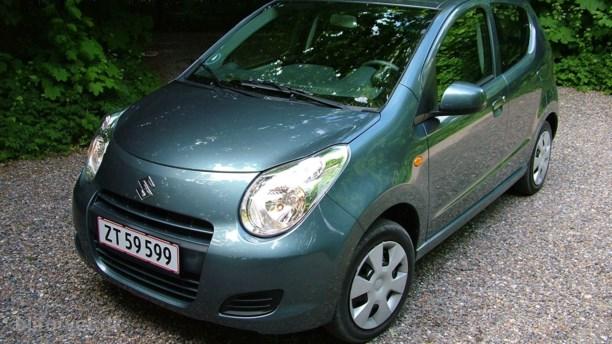 Suzuki Alto 1,0 GLS
