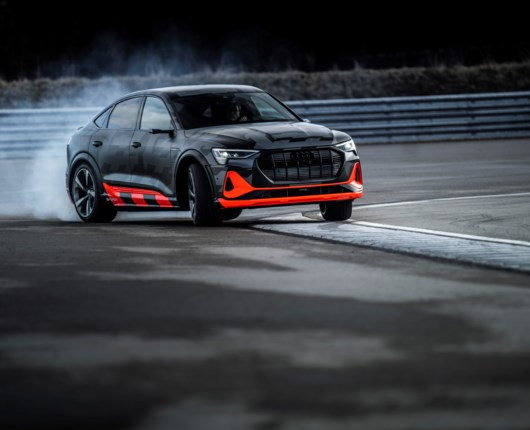 Audi tuner elbil – e-tron S får 503 hestekræfter