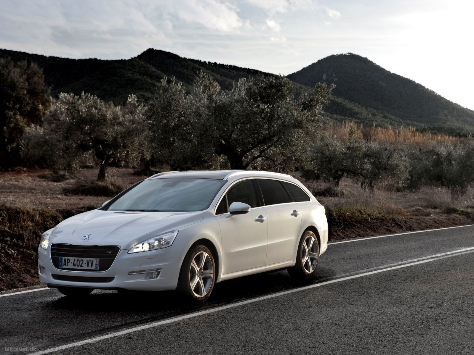 nyhed rets avis bil 2012 peugeot 508 biltorvet. Black Bedroom Furniture Sets. Home Design Ideas