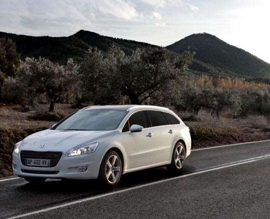 Årets AVIS bil 2012 - Peugeot 508