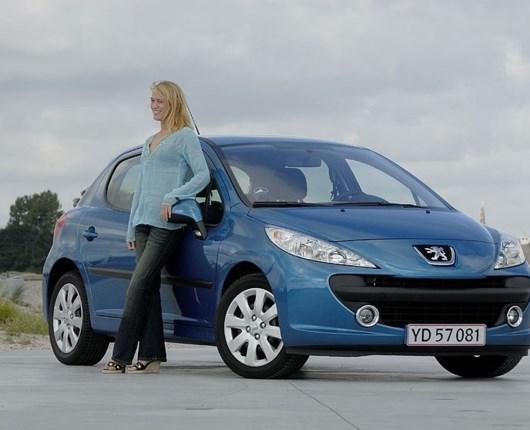 1 million Peugeot 207'ere