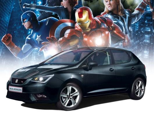 The Avengers kører SEAT