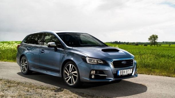 Ny Subaru Levorg