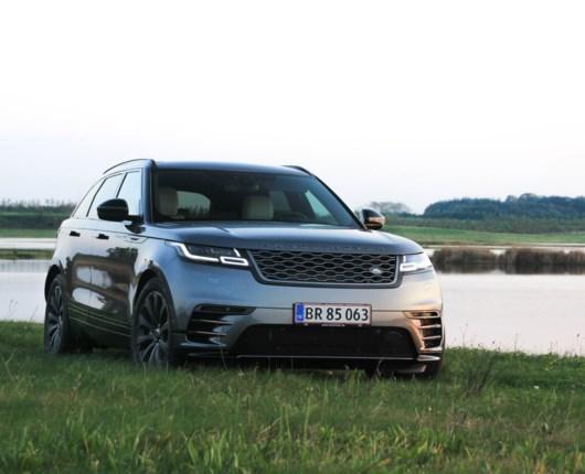 Range Rover Velar - hvem sagde imponerende?
