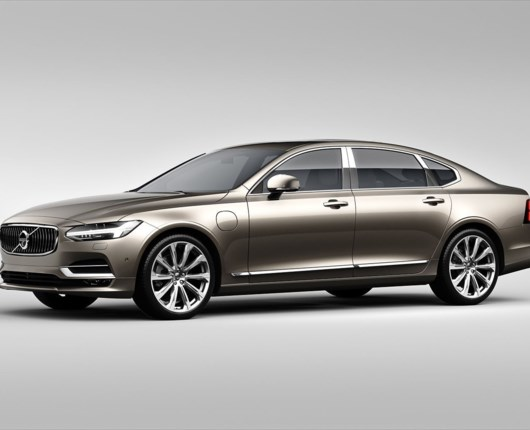 Volvo præsenterer ekstrem luksusversion af deres S90
