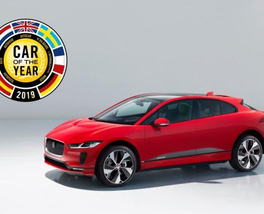 Wow, var det lige tæt! Jaguars elbil vinder Årets Bil med et knurhår