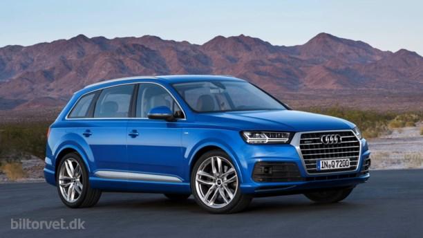 Nyt liv til Audi Q7
