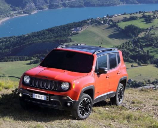 Imponerende salgstal fra Jeep