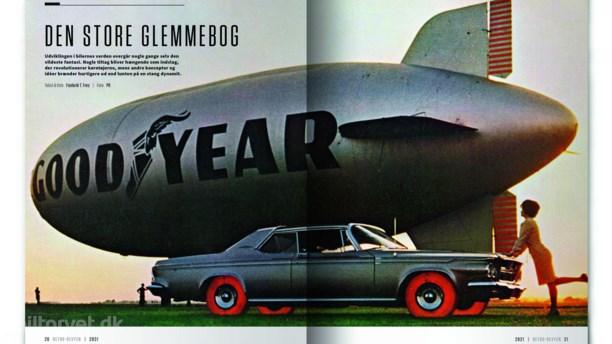 Glæden ved gamle biler