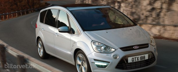 Ford S-Max og Galaxy