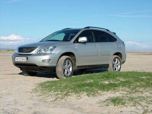 Anmeldelse: Lexus RX300 SUV - Biltorvet