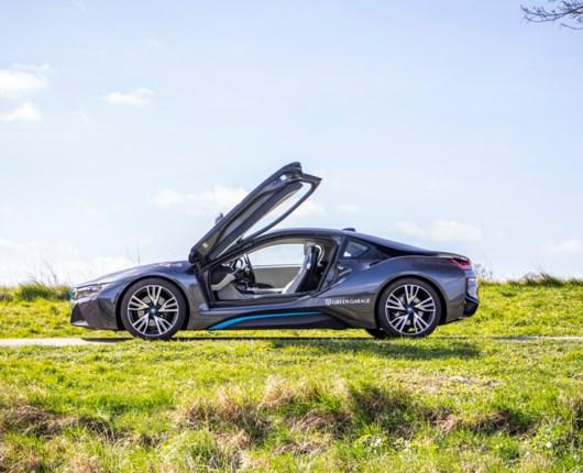 Tilbage til fremtiden - brugttest af BMW i8