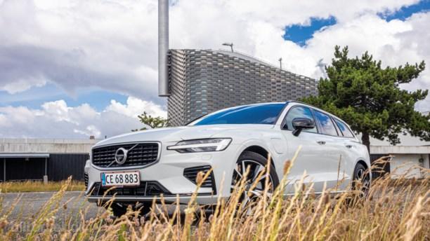 Volvo V60 T8 TwinEngine – med ledning giver den mening