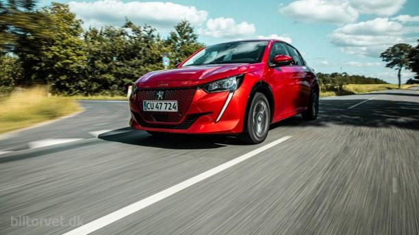 Trods høj pris: Peugeot e-208 skal nok blive et hit