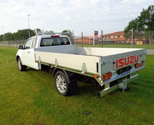 XXL – dansk importør skaber pickup med kæmpelad