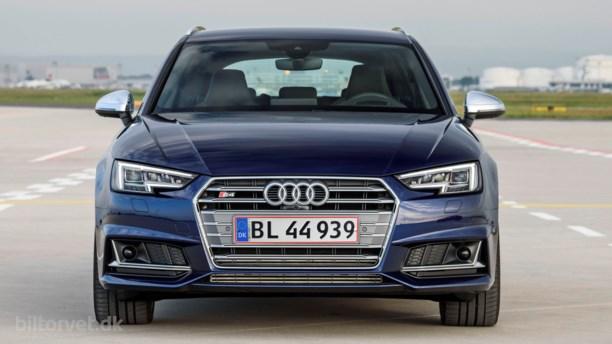 Audi S4 Avant - underspillet på den fede måde!