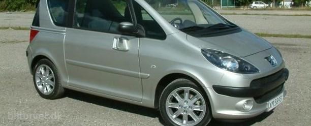 Peugeot 1007 1.4 2Tronic