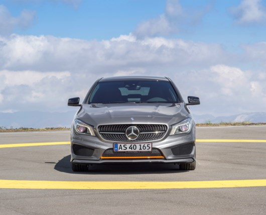 Mercedes-Benz CLA 250 Shooting Brake 4Matic
