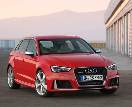 Endelig - Ny Audi RS3!