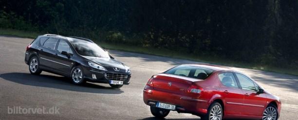 Ny Peugeot 407