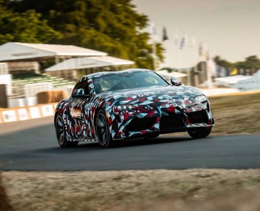 Chefingeniør afslører vigtige detaljer om Toyota Supra
