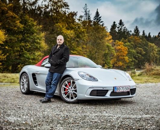 Porsche hæver barren med ny 718 Boxster S