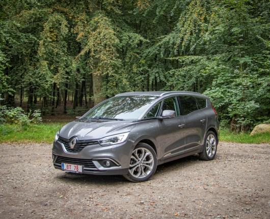 Den franske familiefest - brugttest af Renault Grand Scénic