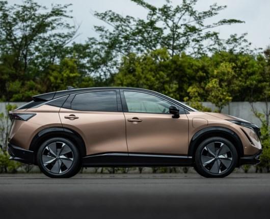 Nissan Qashqai får elektrisk storebror