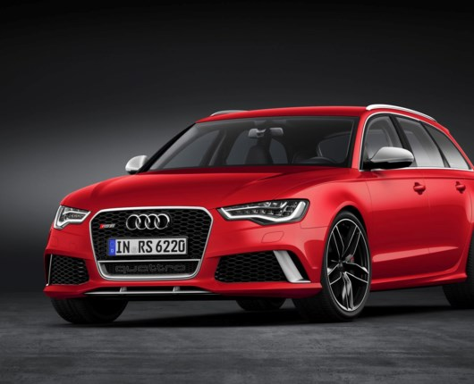 Ny Audi RS6 Avant