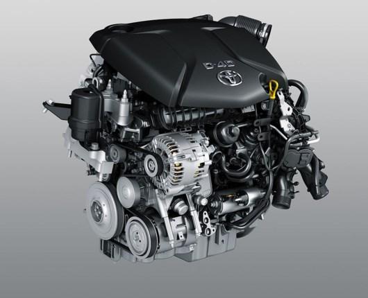 BMW dieselmotor i Toyota Verso
