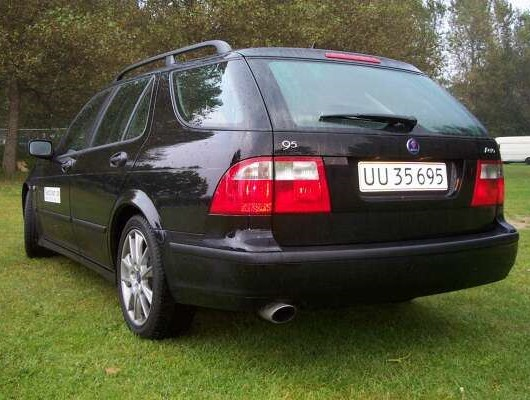 Saab 9-5 2.3 Turbo Aero Estate aut.