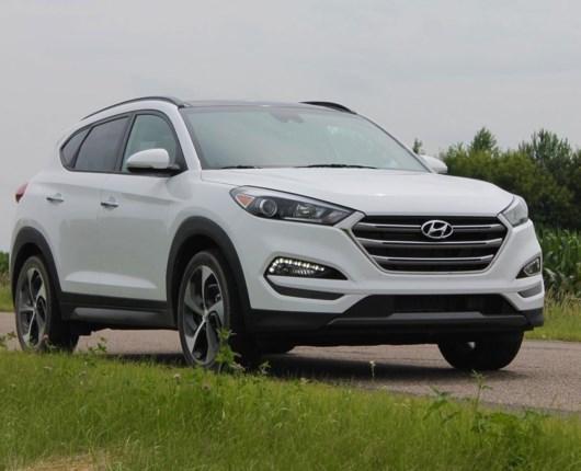 Hyundai Tucson 2,0 CRDi 4WD Aut
