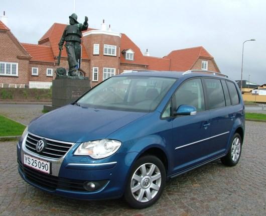 VW Touran 1,4 TSI DSG 7p