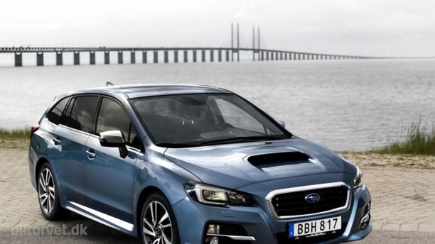 Subaru Levorg GT-S