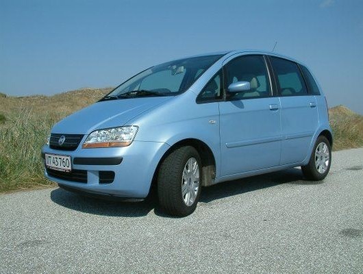 Fiat Idea 1.4 16V Emotion