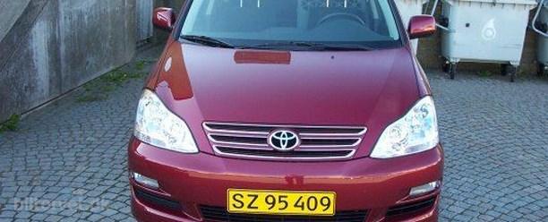 Toyota Sportsvan 2.0 D4-D