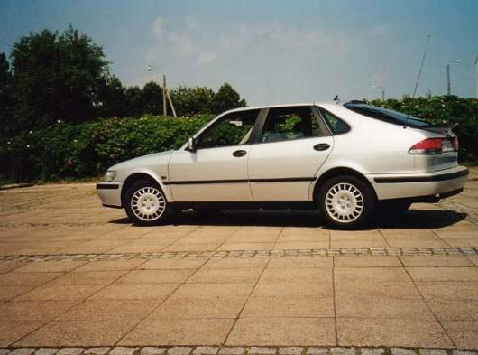 Saab 9-3 2.0t 3-dørs